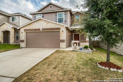 San Antonio Single Family Home Active Option: 13022 Napoli Valle