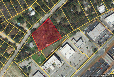 Selma Residential Lots & Land For Sale: 8074 Old Austin Rd