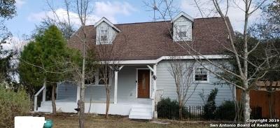 Bandera Single Family Home Price Change: 437 Pr 1519