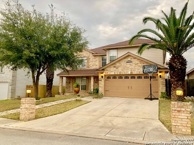 Single Family Home For Sale: 426 Bobcat Hollow