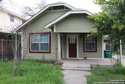 San Antonio Single Family Home For Sale: 455 Blue Bonnet St