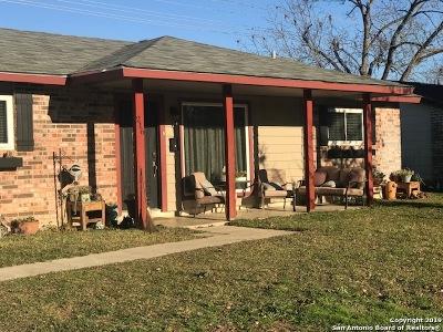 Schertz Single Family Home Active Option: 216 Roanoke