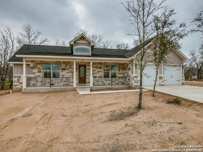 Wilson County Single Family Home Active Option: 124 Great Oaks Blvd