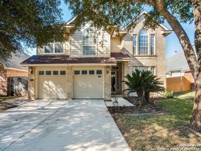 San Antonio Single Family Home For Sale: 12531 Hart Cliff