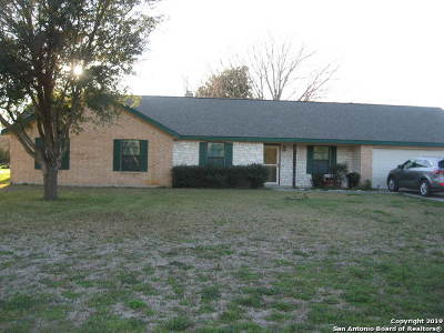 Seguin Single Family Home For Sale: 148 Alexander Dr