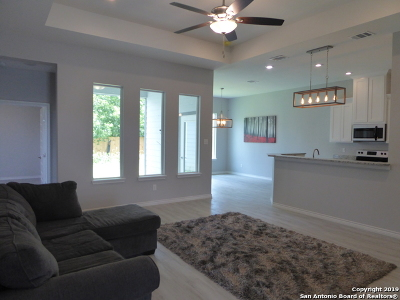 Converse Single Family Home Back on Market: 9615 Autumn Pl