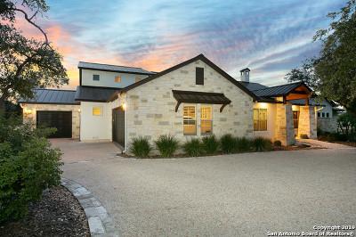Boerne, Cibolo, Converse, Fair Oaks Ranch, Helotes, Leon Valley, New Braunfels, San Antonio, Schertz, Windcrest Single Family Home For Sale: 23517 Edens Cyn