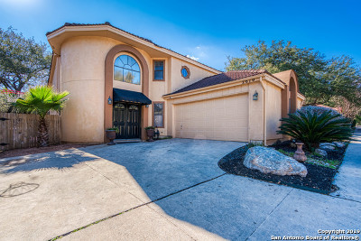 San Antonio Single Family Home Active Option: 2610 Chestnut Bend