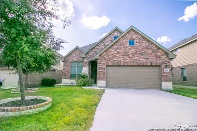 Alamo Ranch Single Family Home For Sale: 11703 Sangria