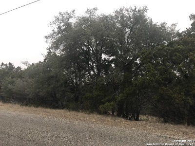 Boerne Residential Lots & Land For Sale: Lot 422 Moonlite Rdg