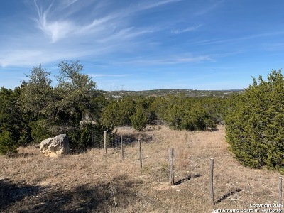 Boerne Residential Lots & Land For Sale: Lot 37a Cordillera Trace
