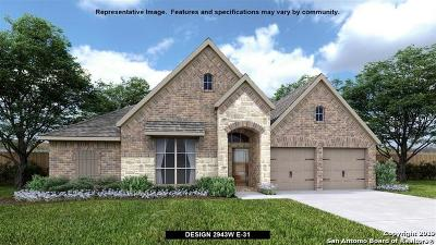 Bexar County, Kendall County Single Family Home For Sale: 117 Boulder Creek