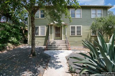 San Antonio Multi Family Home Active Option: 305 E Kings Hwy