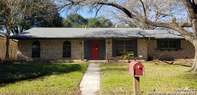 San Antonio Single Family Home For Sale: 3603 Lakefield St
