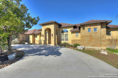 Helotes Single Family Home Active Option: 16395 Revello Dr