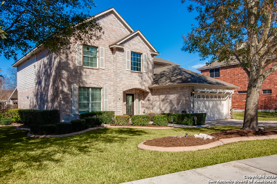 Cibolo Single Family Home Active Option: 240 Brush Trail Bend