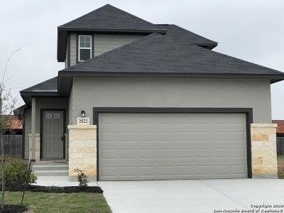 Single Family Home For Sale: 2522 Alamo