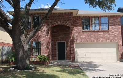 San Antonio TX Single Family Home For Sale: $214,999