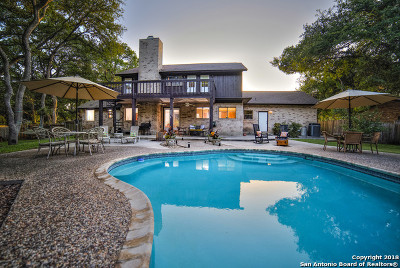Seguin Single Family Home For Sale: 46 Troell Hollow