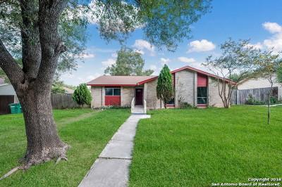 San Antonio Single Family Home Active Option: 6607 Spring Garden St