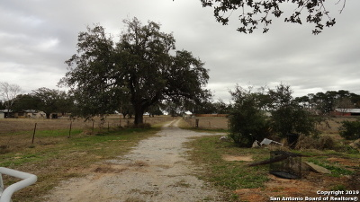 Atascosa County Single Family Home Price Change: 150 Fisher Ln