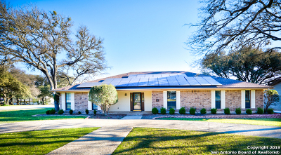 New Braunfels Single Family Home For Sale: 19 Mission Dr