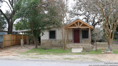 Bandera County Single Family Home For Sale: 707 13th St
