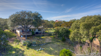 Canyon Lake Single Family Home Back on Market: 520 Kathleen Dr