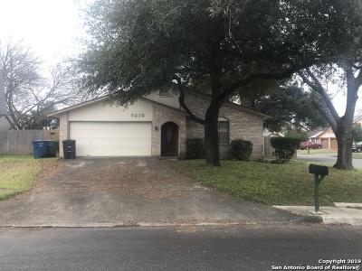San Antonio Single Family Home Back on Market: 9210 Ridge Square St