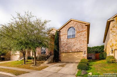 Alamo Ranch Single Family Home For Sale: 5839 Palmetto Way