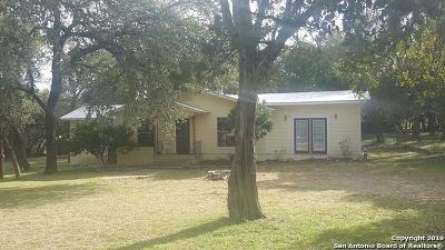 Bandera County Single Family Home For Sale: 353 17th St