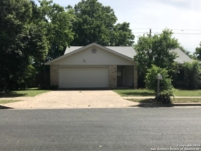 Travis County Single Family Home For Sale: 12504 Esplanade St