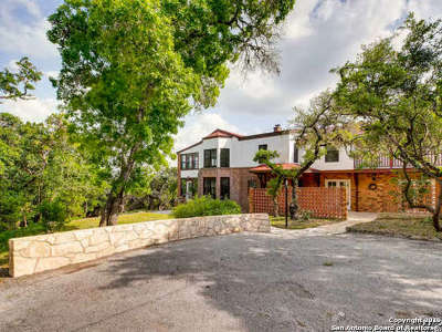 Helotes Single Family Home For Sale: 19746 Bluehill Pass