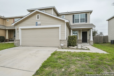 Single Family Home For Sale: 11135 Grapevine Hill
