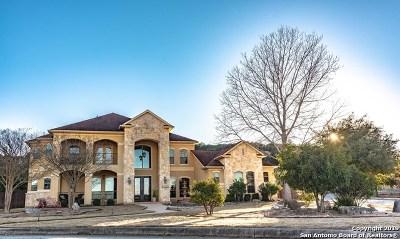 San Antonio Single Family Home For Sale: 23019 Prescott Falls