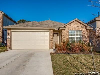 Medina County Single Family Home For Sale: 204 Gemsbok Gate