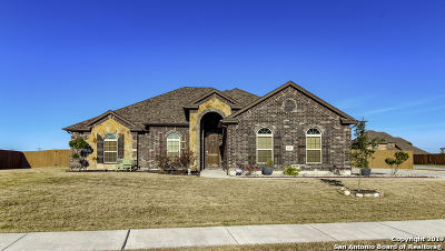 Schertz Single Family Home Price Change: 10217 Ivy Horn