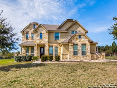 Helotes Single Family Home Price Change: 11511 Viridian Pl