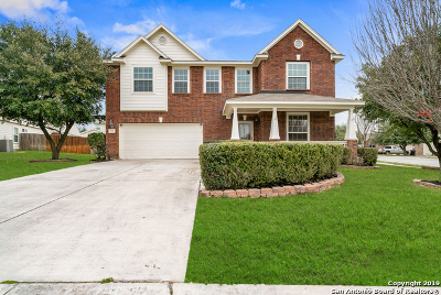 Cibolo Single Family Home For Sale: 170 Bentwood Ranch Dr