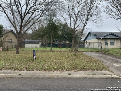 Converse Residential Lots & Land For Sale: 314 Jeanette Dr