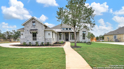 New Braunfels Single Family Home For Sale: 340 Allemania Dr