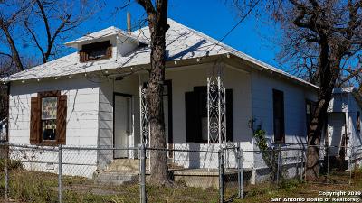 San Antonio Single Family Home For Sale: 305 E Theo Ave