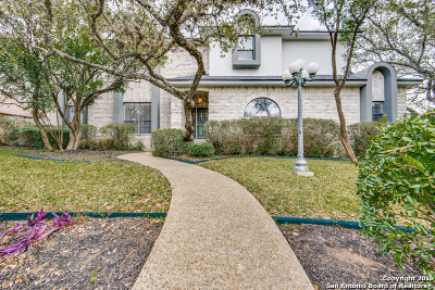 San Antonio TX Single Family Home Active Option: $459,000