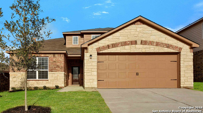 San Antonio Single Family Home Back on Market: 7818 Oxbow Way