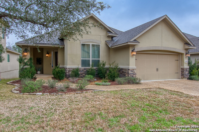 Heights At Stone Oak Single Family Home Active Option: 24039 Stately Oaks
