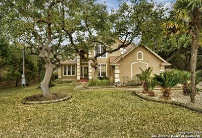 Timberwood Park Single Family Home Active Option: 522 E Borgfeld Dr