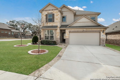 Single Family Home For Sale: 5946 Akin Song