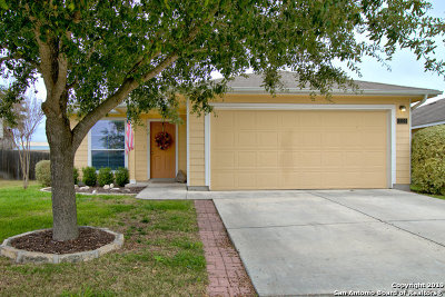 New Braunfels Single Family Home Active Option: 2225 Stoneleigh Dr