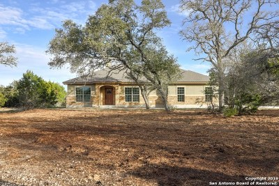 Boerne Single Family Home For Sale: 133 Mallard Dr