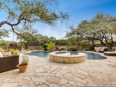 Heights At Stone Oak Single Family Home For Sale: 830 Fawnway